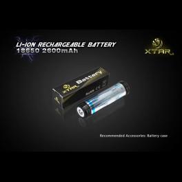 Batería 18650 2600mA